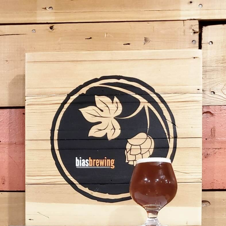 Bias Brewing Heck Yes IPA