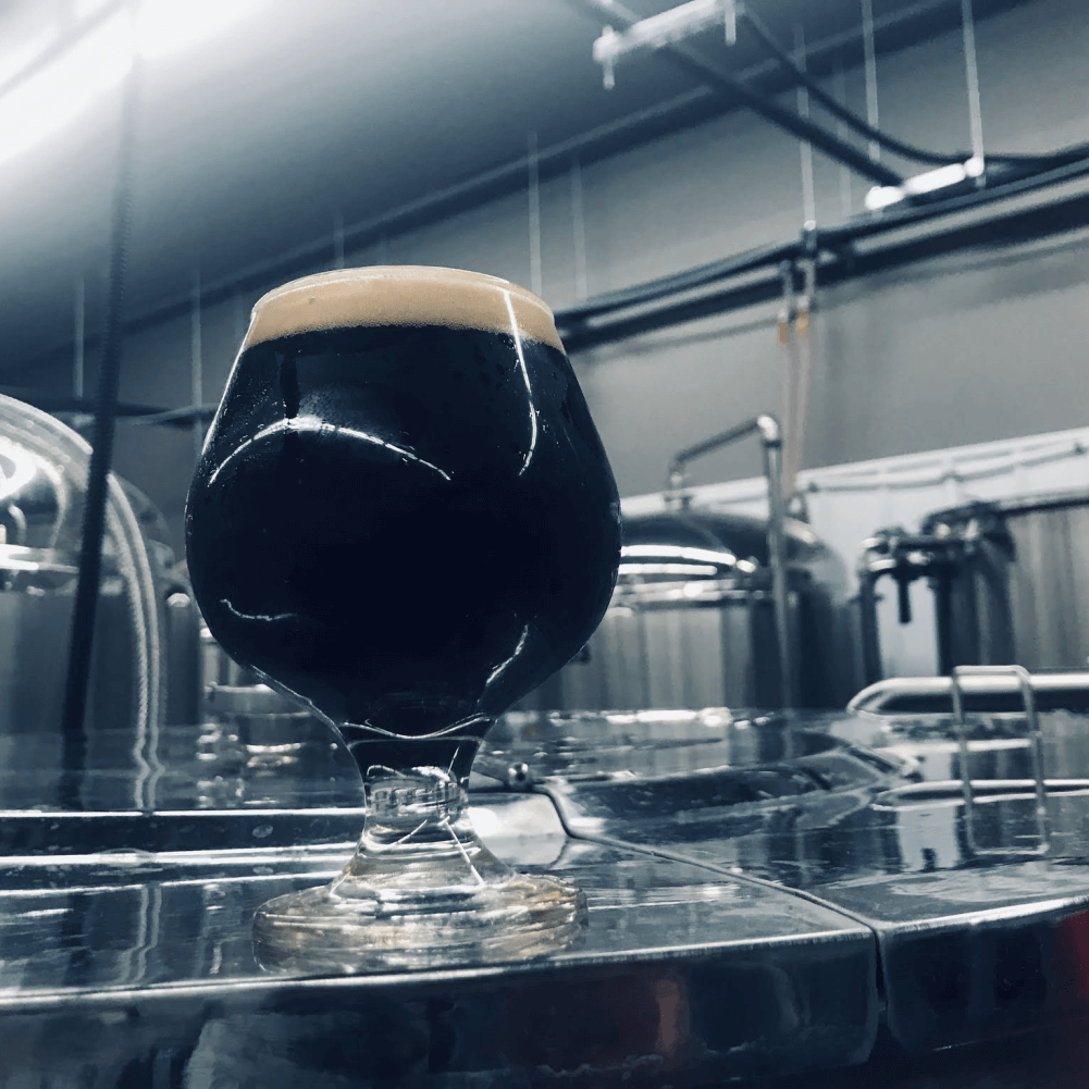 Bias Brewing Hot Box Smoked Stout