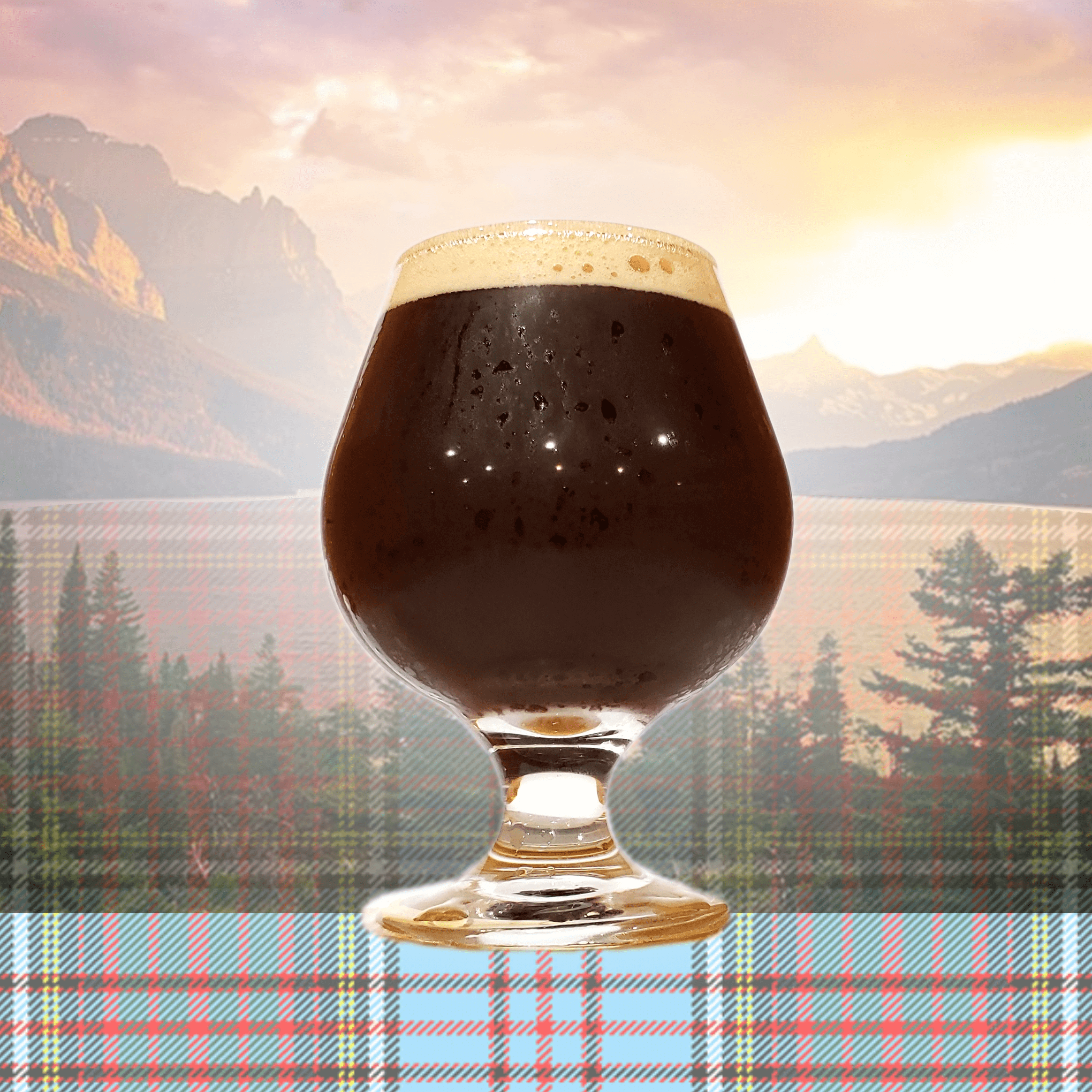Bias Brewing Logan's Lass Scotch Ale
