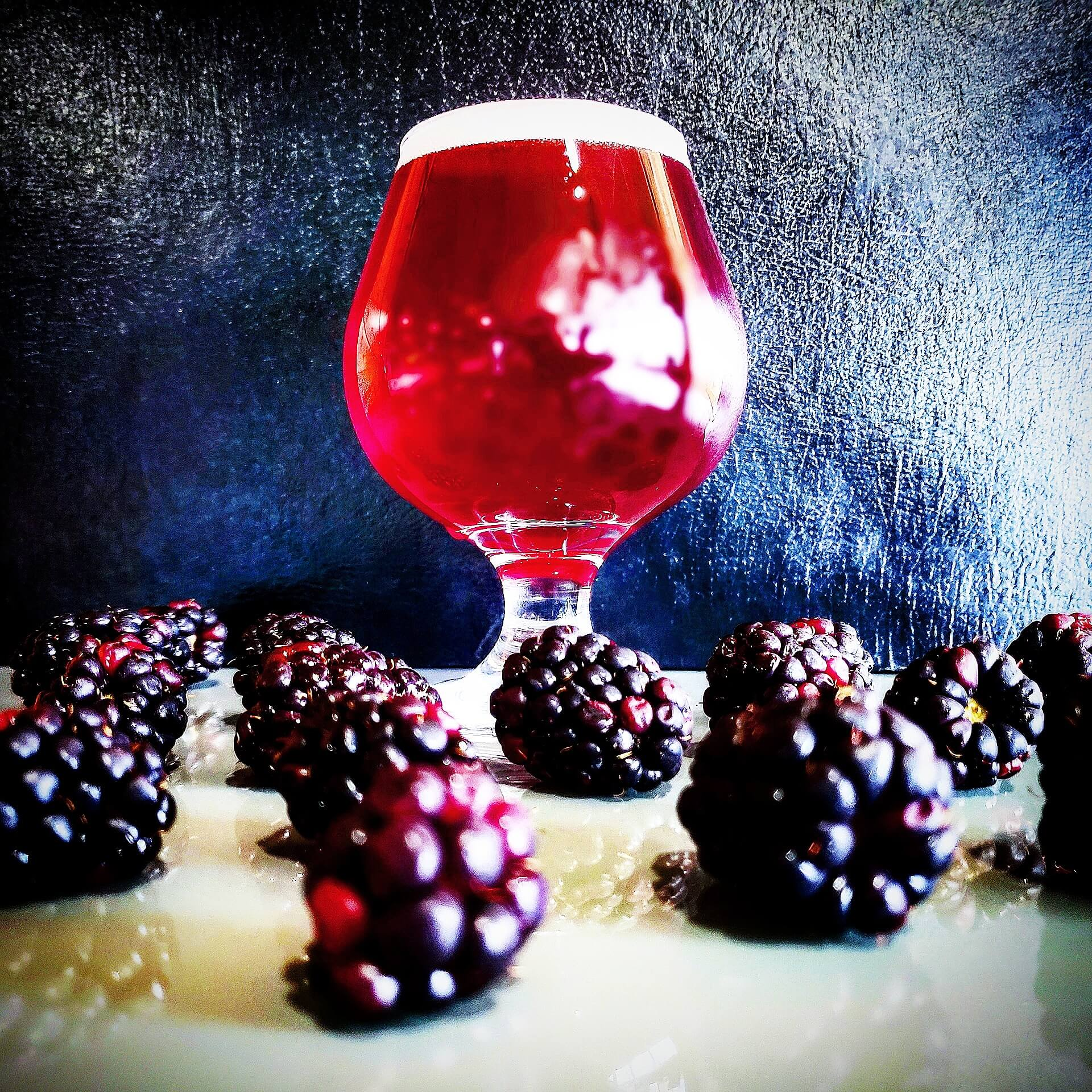 Bias Brewing Mure Mure Blackberry Sour